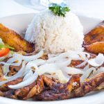 Vaca Frita de Pollo~Grilled Shredded Chicken
